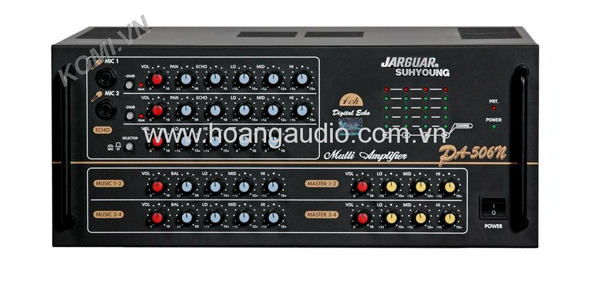 Amply Jarguar suhyoung PA 506N