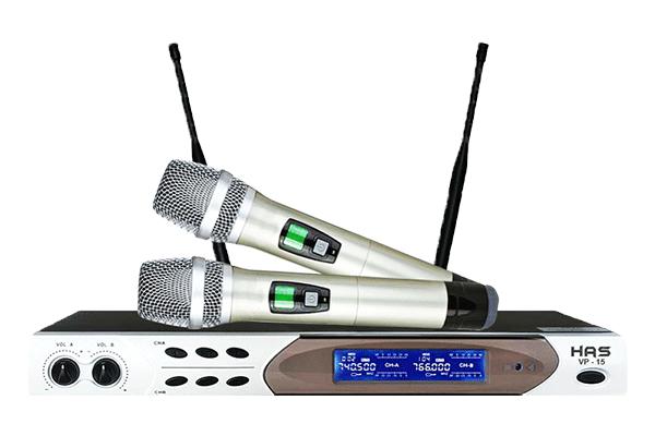 Micro karaoke HAS VP15