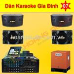 Chọn mua loa,amply, micro cho dàn karaoke kinh doanh
