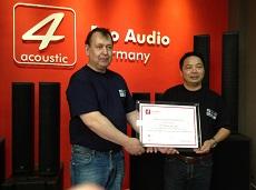Nên sử dụng loa 4 Acoustic 110T cho âm thanh chuyên nghiệp