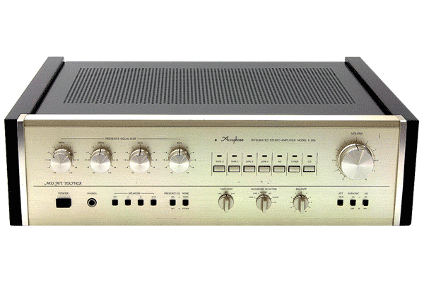 Amply Accuphase E-206