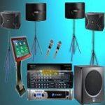 Thiết kế dàn hát karaoke cho gia đình