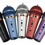 Dàn karaoke gia đình hay nên chọn micro như thế nào