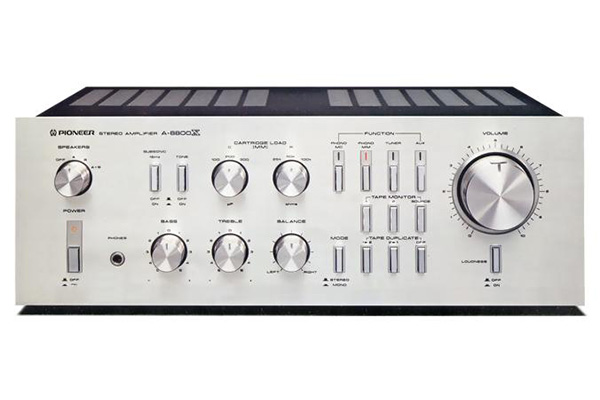 Amply Pioneer A-8800X