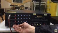 Kĩ thuật căn chỉnh cơ bản cho chiếc amply karaoke gia đình