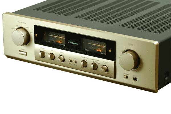 Amply Accuphase E-212