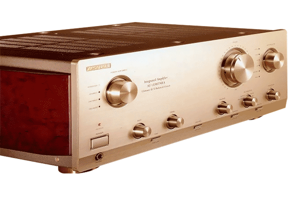 Amply Sansui 907 NRA