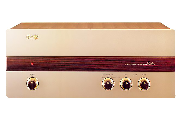 Amply Sansui B-209 The Tube